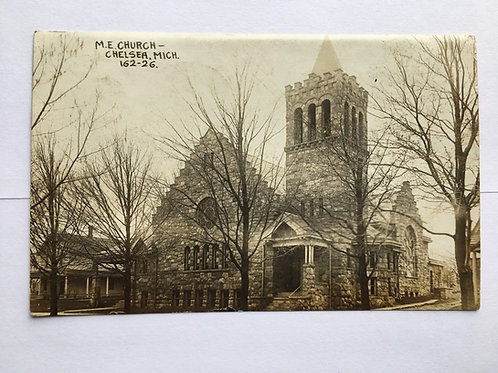 Chelsea, MI - M.E. Church 1912