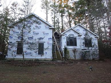 Before Siding Services | Carolina Home Exteriors