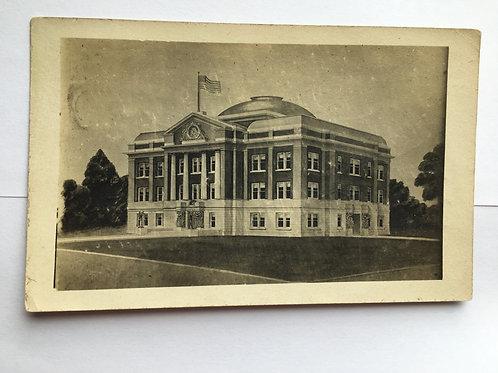 Cadillac, MI - New Court House 1907