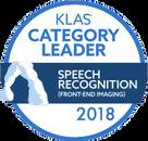 Great Lakes Informatics | Fusion Voice | Best in KLAS: Speech Recognition - 2018