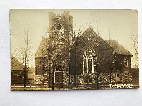 Clare, MI - M.E. Church