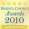 Edibles Incredible | 2010 Wedding Wire Bride's Choice Awards