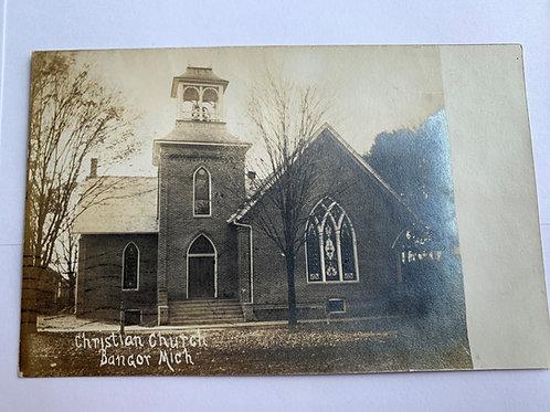 Bangor, MI - Christian Church