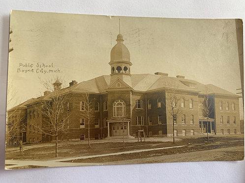 Boyne City, MI - Public School 1919