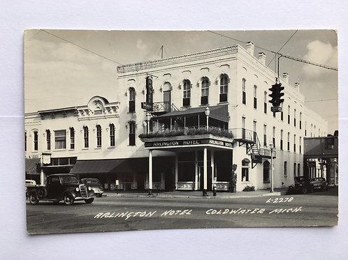 Coldwater, MI - Arlington Hotel