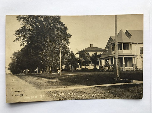 Fulton, MI - Church St.