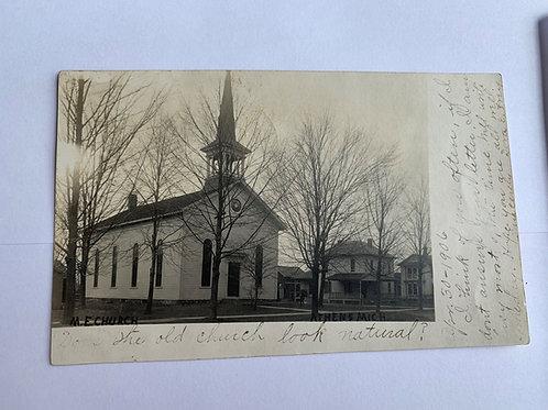 Athens, MI - Church 1906