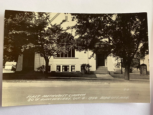 Boyne City, MI - First Methodist Church