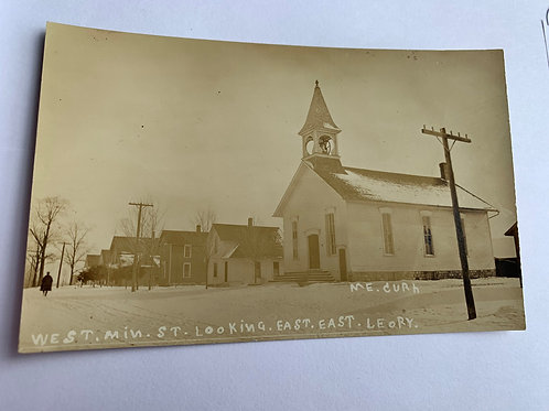 East Leroy, MI - M.E. Church
