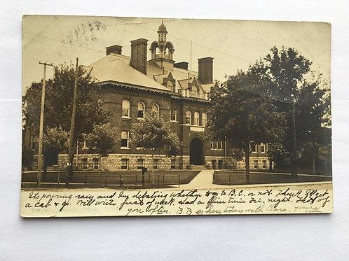 Flint, MI - Doyle School 1912