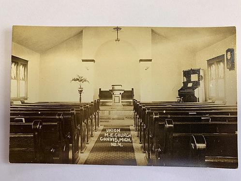 Convis, MI - Union M.E Church