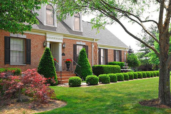 Gorgeous Landscaped Brick Home