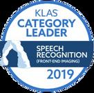 Great Lakes Informatics | Fusion Voice | Best in KLAS: Speech Recognition - 2019