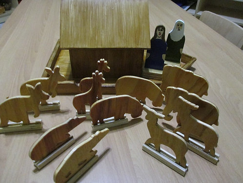 Noah's Ark - Hands On Bible
