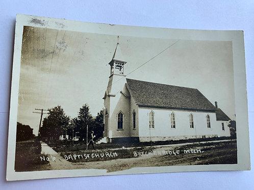 Breckenridge, MI - Baptist Church