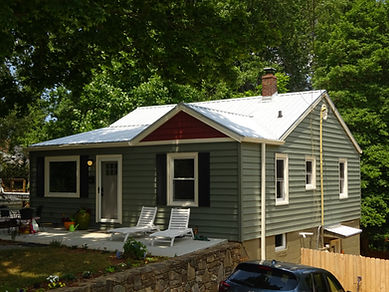 After Siding installation and Window Replacement Services | Carolina Home Exteriors