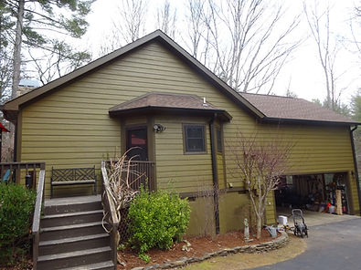 After Siding and Window Repair | Carolina Home Exteriors