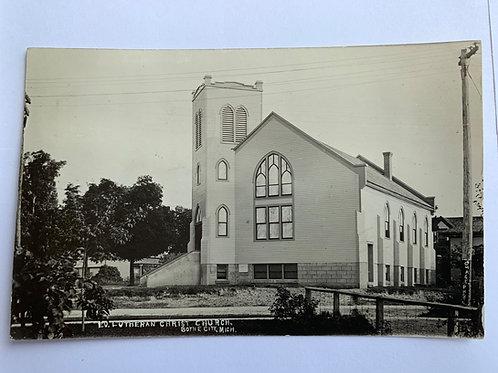 Boyne City, MI - Evangelical Lutheran Church 1914