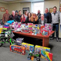 Rochester Hills construction company fulfills 'wish lists' of 14 foster children