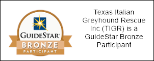 GuideStar BRONZE Participant | TX Italian Greyhound Rescue Inc.