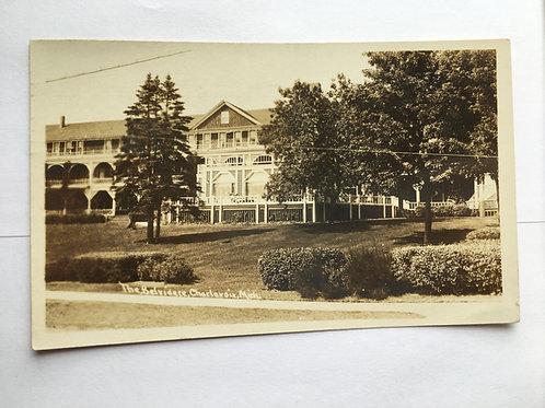 Charlevoix, MI - The Belvidere Hotel - 1928
