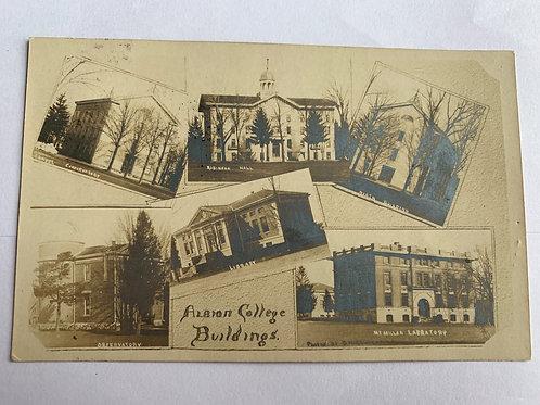 Albion, MI - 6 Views of College buildings 1907