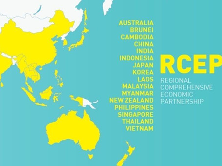 RCEP, the largest trading bloc in the world