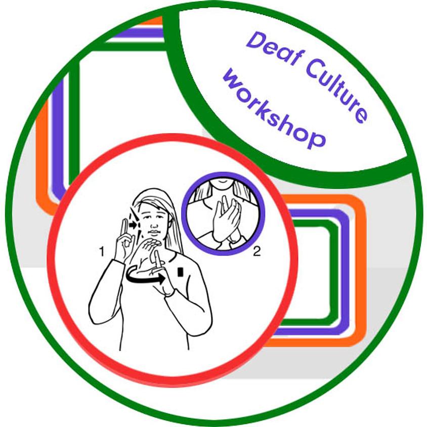 Deaf Culture & NZSL Workshop - Eden Terrace