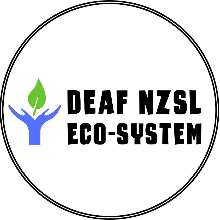 NZSL & Deaf Eco-System Online Meeting