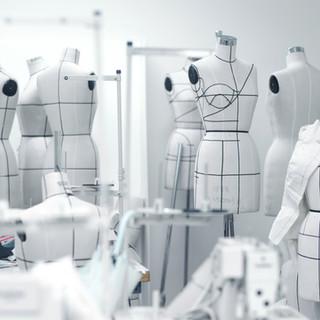 Modelos de diseño de moda