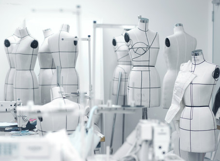 Top fashion design and manufacturing terms