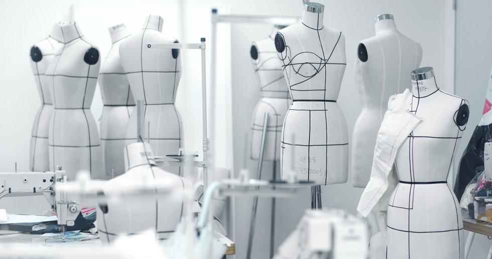ファッションデザインモデル
