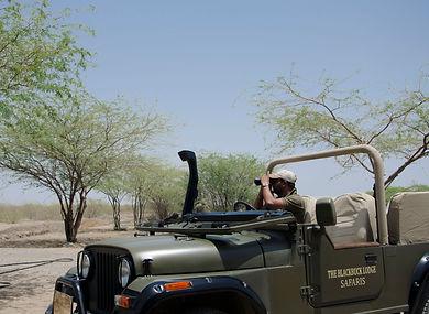 Book Blackbuck Safari