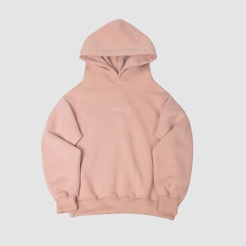 Dámská mikina Powder Pink Thin
