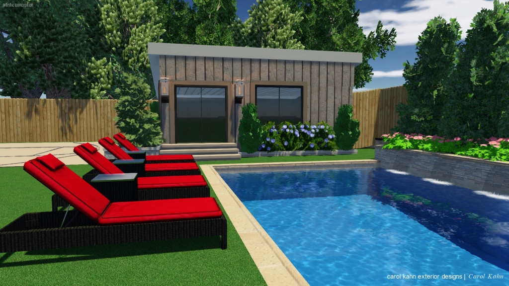3D OF CABANA RENOVATION