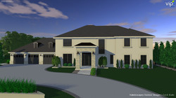3D OF PLAN ELEVATION