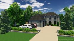 FINAL 3D DESIGN OF HOUSE