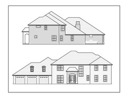 FRONT ELEVATION PER PLAN