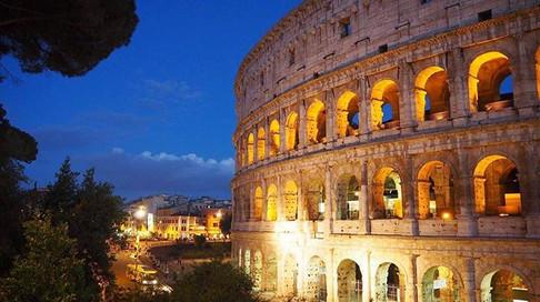 Landscape - Rome Series
