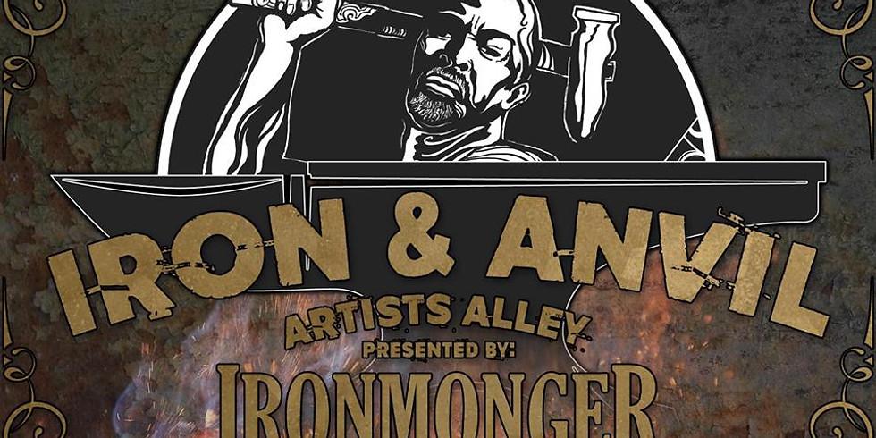 Iron & Anvil: Artist's Alley