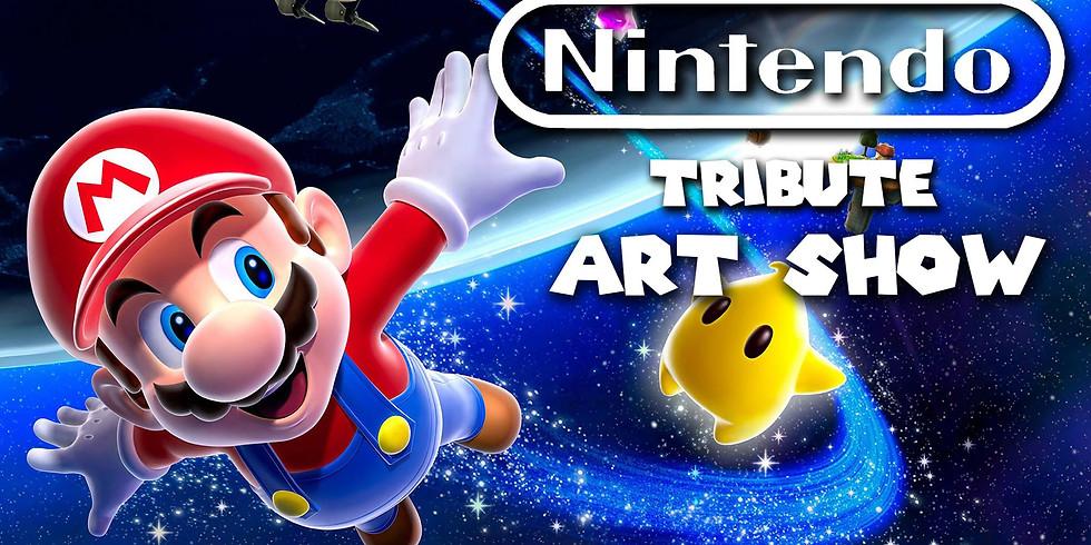 Nintendo Art Show