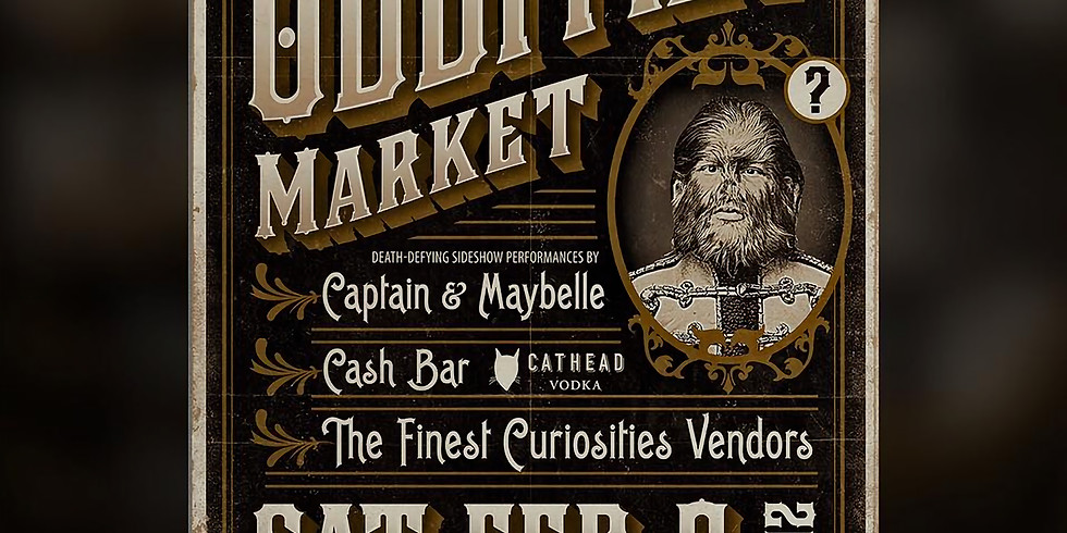 Atlanta Oddities Market