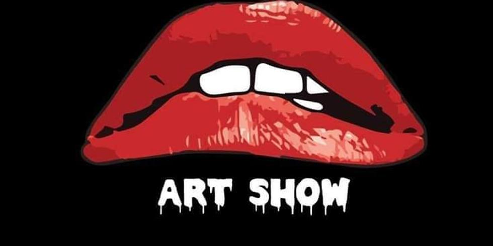 RHPS Art Show