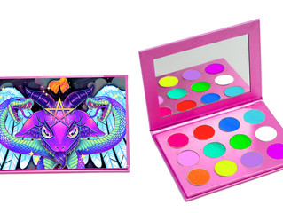 The Baphomet Palette: ELECTRIFIED by Belladonna's Cupboard