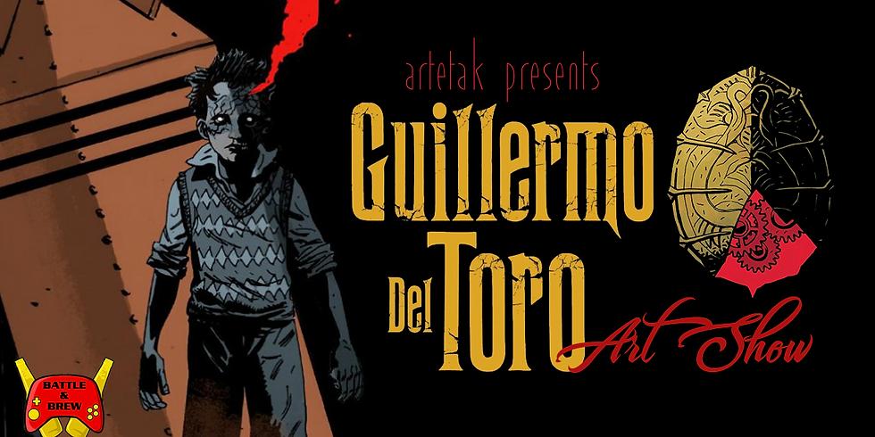 Guillermo Del Toro Art Show