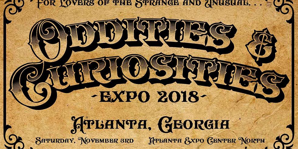 Atlanta Oddities & Curiosities Expo