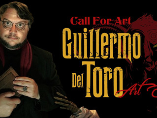 Call for Art - Guillermo Del Toro