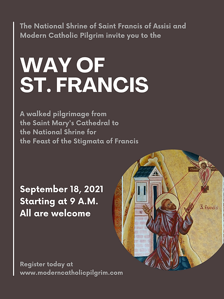 St. Francis Pilgrimage Poster.png