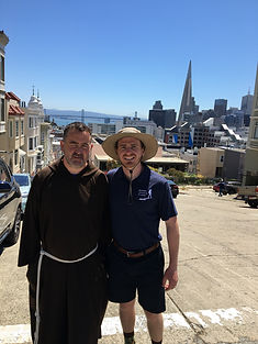 Fr Christopher and Will in SF.JPG