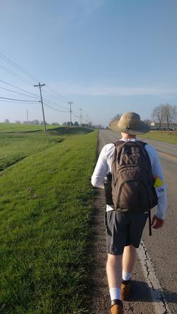 Pilgrim on the Straight and Narrow
